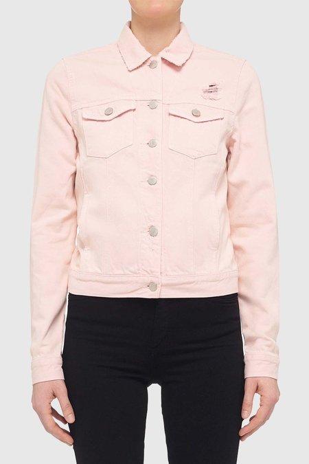 Nobody Denim Original Jacket - Petal
