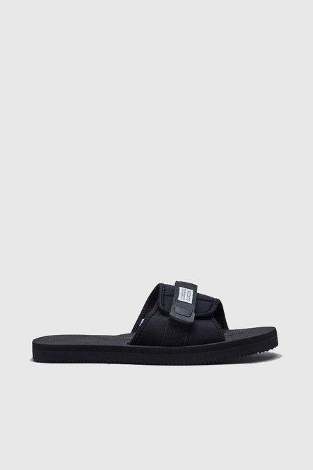 Suicoke Padri Sandals - Black