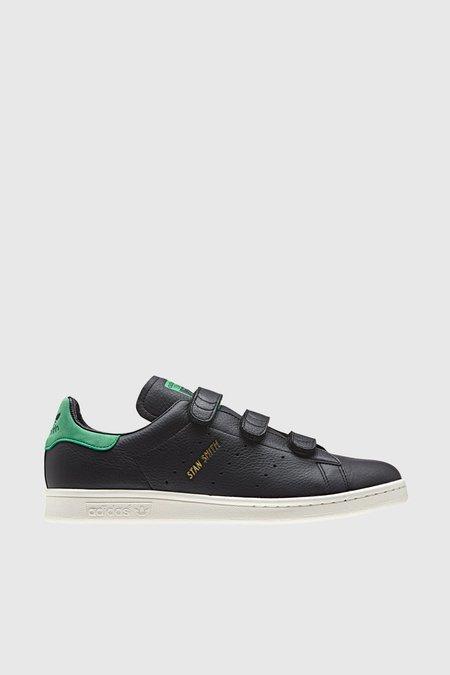 Adidas Originals Stan Smith CF - Core Black/Black/Green