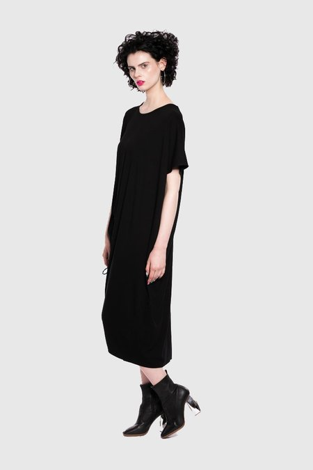 Maaike Technique Dress - Black