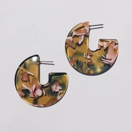 Sundara Mar Kat Daisy Earrings