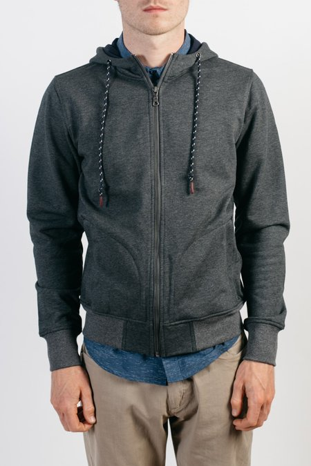 Bridge & Burn Strand sweatshirt - Charcoal