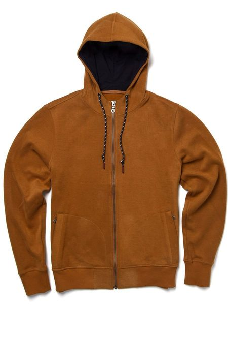 Bridge & Burn Strand Sweatshirt - Ochre