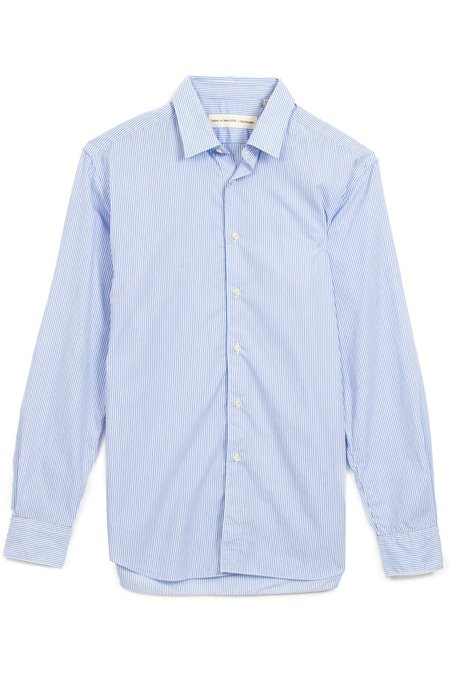 TODAY IS BEAUTIFUL / RON HERMAN Exclusive Poplin Dress Shirt
