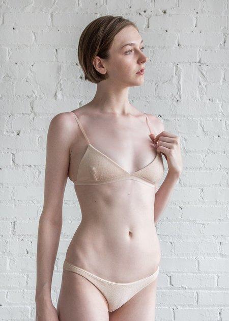 Baserange Mississippi Bra - Terry Nude