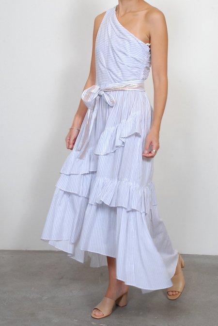 Ulla Johnson Amber Dress - Porcelain
