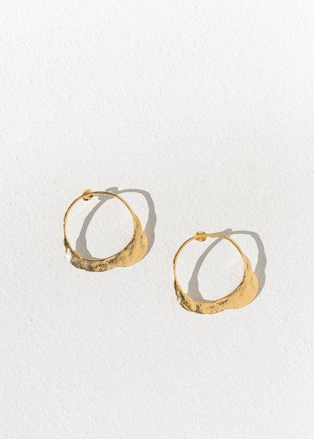 Takara Design Le' Earrings - Gold