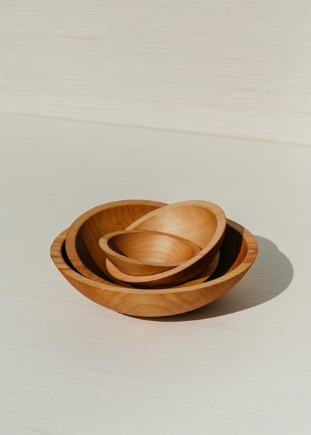 Holland Bowl Maple Wood Bowl
