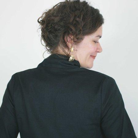 Atelier b. Long Linen Jacket