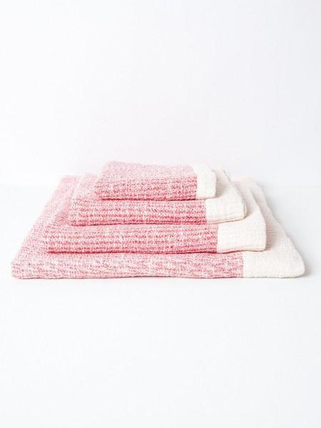 Morihata Ribbed Towel
