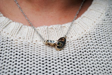 Sailormade Double Brummel Necklace