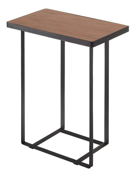 yamazaki home tower accent table with magazine rack