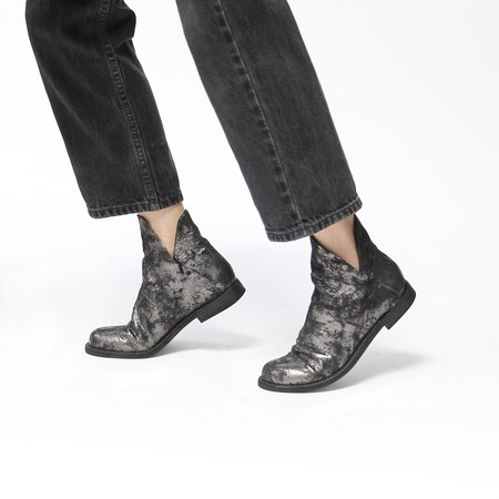 LD Tuttle The Narcissus Boot  - Tarnish