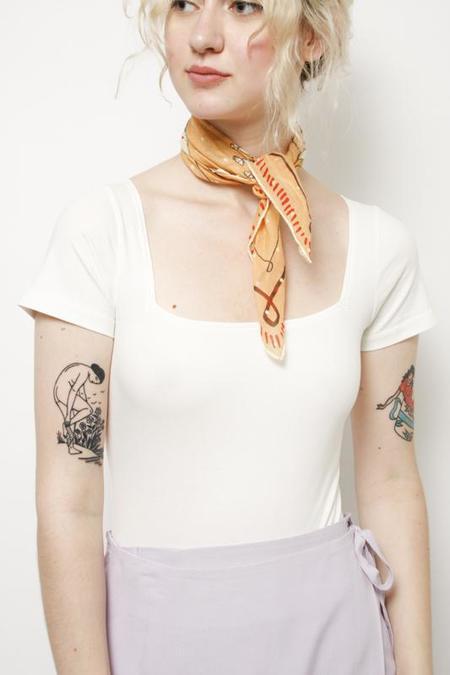 Capulet Robyn Bodysuit - White
