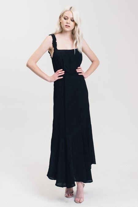 Winston White Athena Dress - Black
