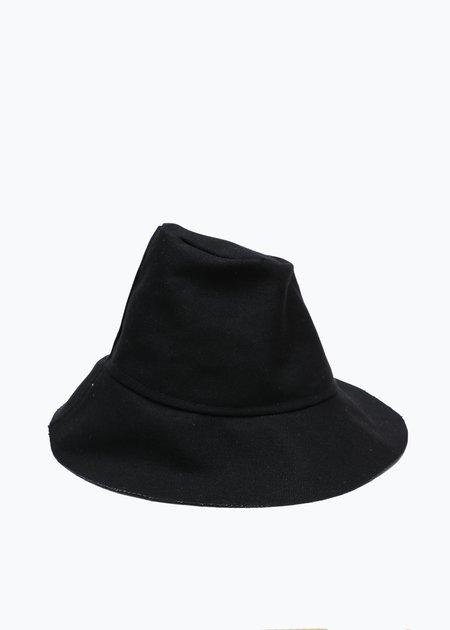 Gravel & Gold Tam Hat - Black