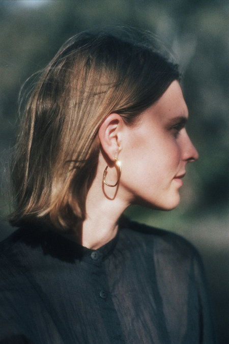 BY NYE Mothers Earrings - Gold