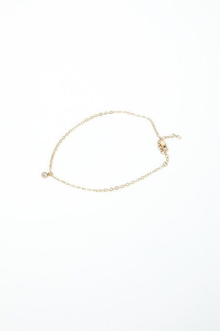 Thatch Joey Chain Anklet