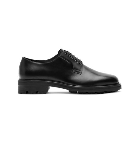 Wings + Horns Officer Shoe - Black