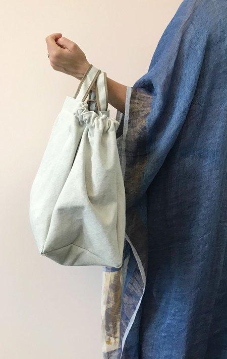 Tampico Rouche Travel Bag - Stone
