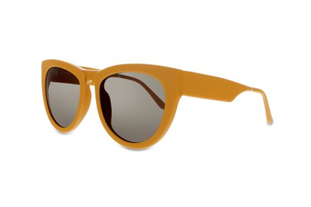 Smoke x Mirrors Run Around Sue sunglasses - MOUTARD