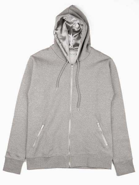 The Sept The Cara Zip Hoodie - Taupe