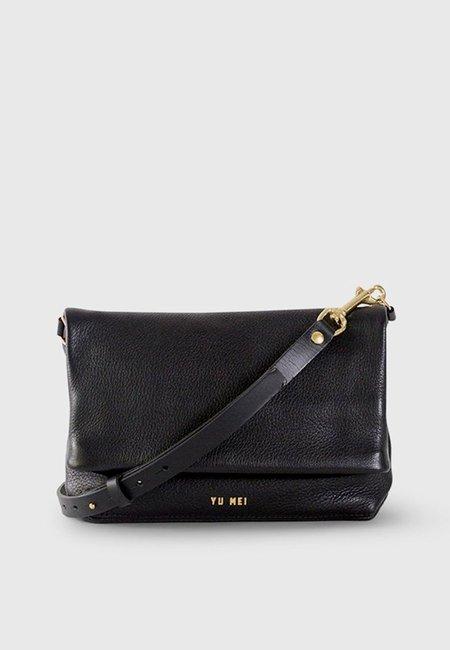 Yu Mei 2/6 Lise Clutch Bag - Black
