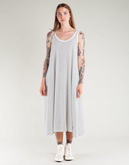 Lacausa Striped Sunday Dress - Classic Stripe