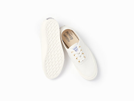 Maison Kitsuné Tennis Shoes - White