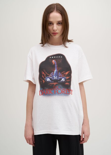 Ambush Scorpio T-Shirt - White