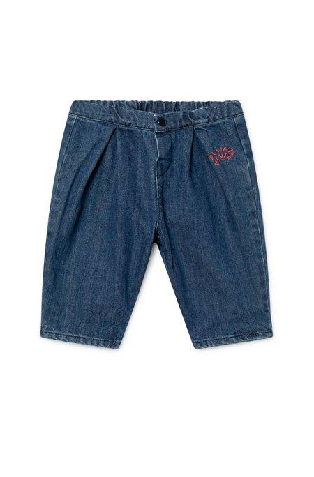 Kids Bobo Choses Denim Baggy Trousers