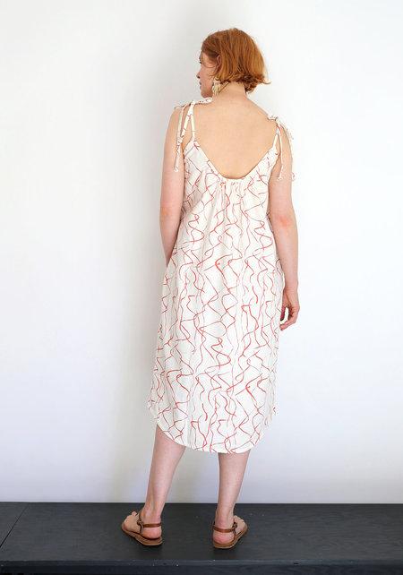 Lindsay Robinson LR x JP Piscine Dress