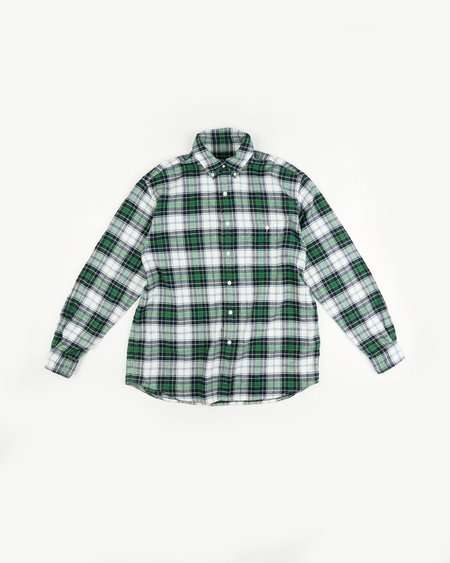 Vivastudio Tartan Check Flannel Shirt