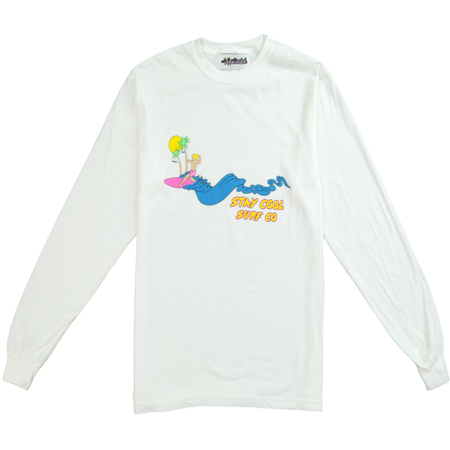 Staycoolnyc Surf Tee