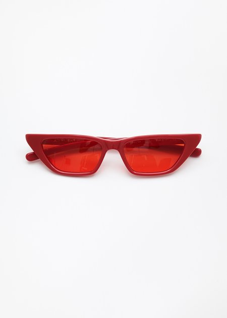 Ambush Molly Sunglasses  - Red