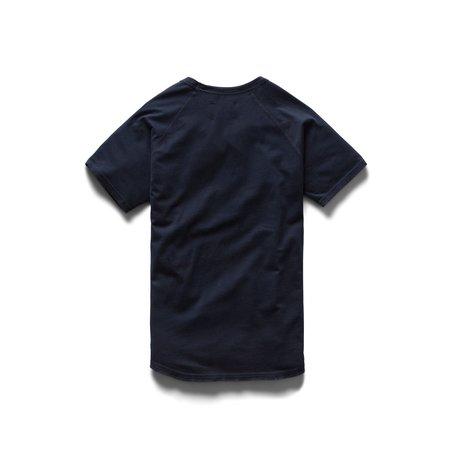 Reigning Champ Ringspun Raglan T-Shirt - Black