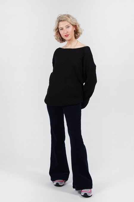 The Fifth Risco Knit - black