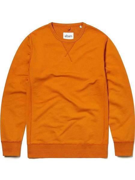 Albam Classic 196 Sweatshirt - Burnt Orange