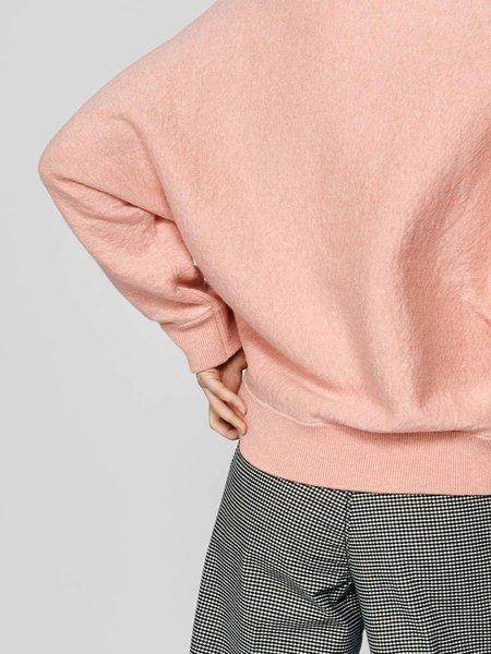 Bellerose Gyrdie Knitted Sweat - Pink