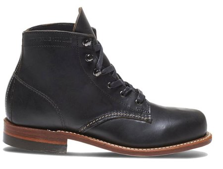 Wolverine 1000 Mile Original 1000 Mile Boot - black
