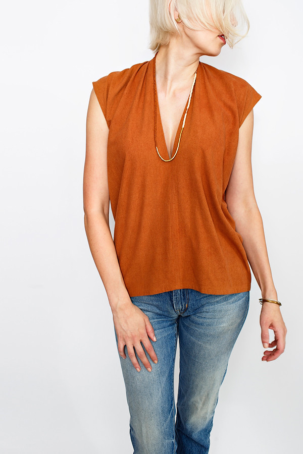 Miranda Bennett Everyday Top | Silk