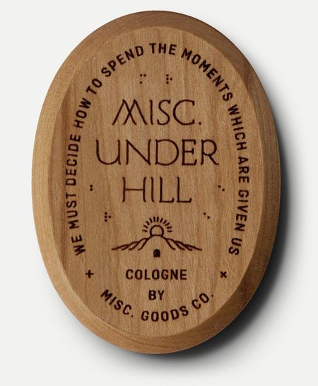 MISC. GOODS CO. COLOGNE SOLID UNDERHILL