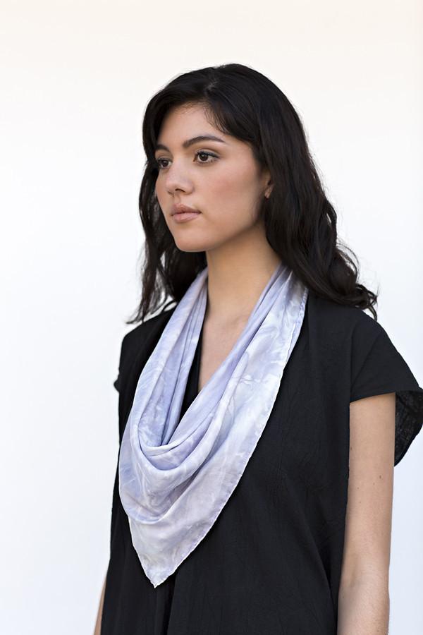 Miranda Bennett  Forge Silk Square
