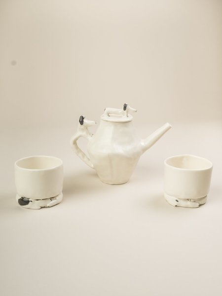 Eleonor Bostrom Dog Tea Mug
