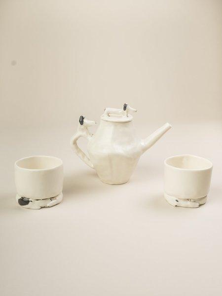 Eleonor Bostrom Dog Coffeepot
