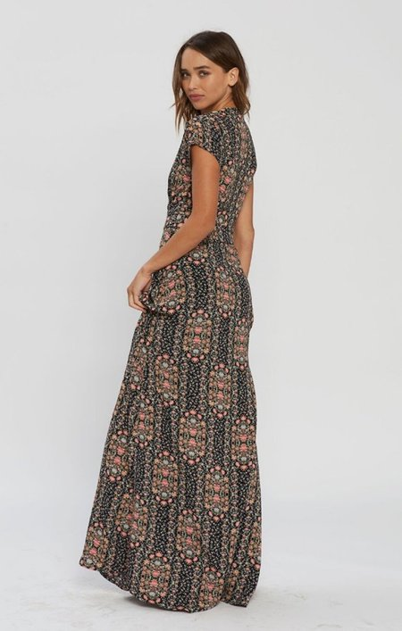 Flynn Skye Valentina Maxi Dress - Love Daze