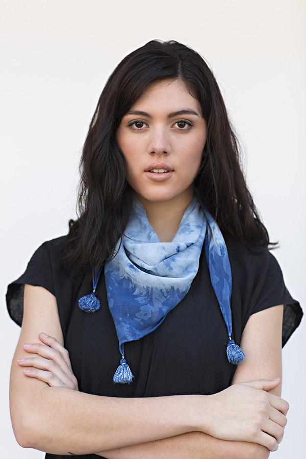 Miranda Bennett Marakkesh Silk Square