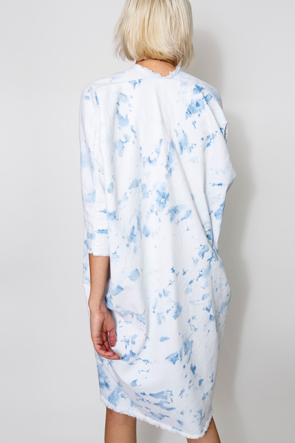 Miranda Bennett  Muse Dress | Oversized / Denim