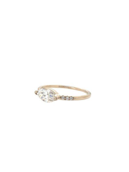 IGWT Margot Ring with Pave