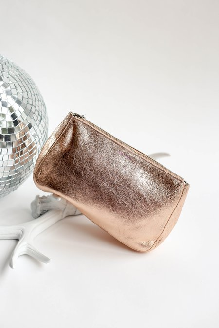Tracey Tanner Fatty Pouch - Rose Gold/Platinum